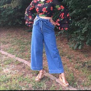 Retro forever 21 jeans